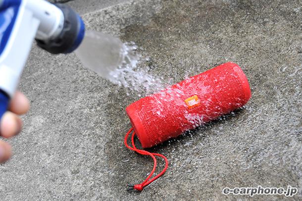 アウトドアにオススメ!ワイヤレス防水スピーカーJBL FLIP3!