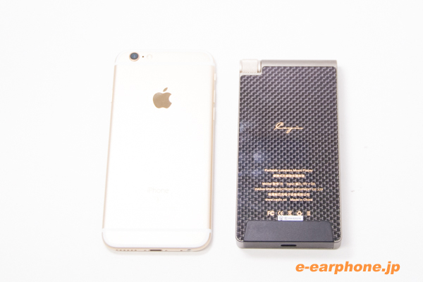 iphoneと1