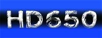 HD650 2