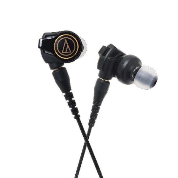 ATH-CKS1100。オーテクらしい装着感と、高い解像感、そして力強い低域が魅力。