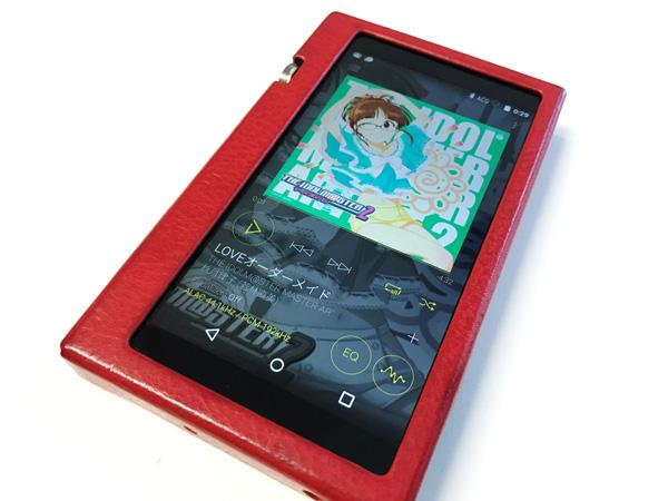 最近もっぱら愛用している、DP-X1A。Android搭載でカスタマイズ性の高さも魅力的だ