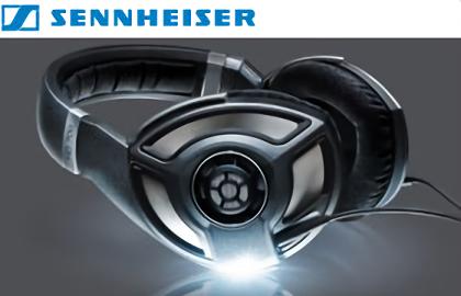 ドイツの名門、SENNHEISER。