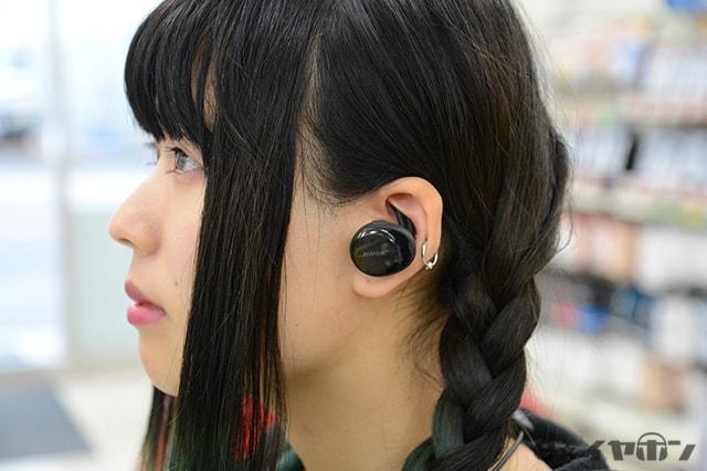 Bose SoundSport Free wireless headphones トリプルブラック