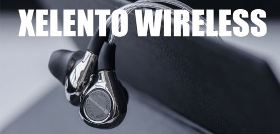 XELENTO WIRELESS タイトル