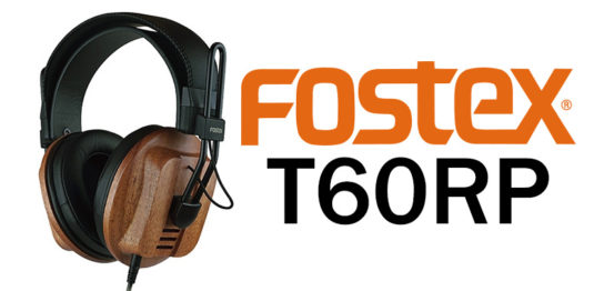 fostex T60RP 画像