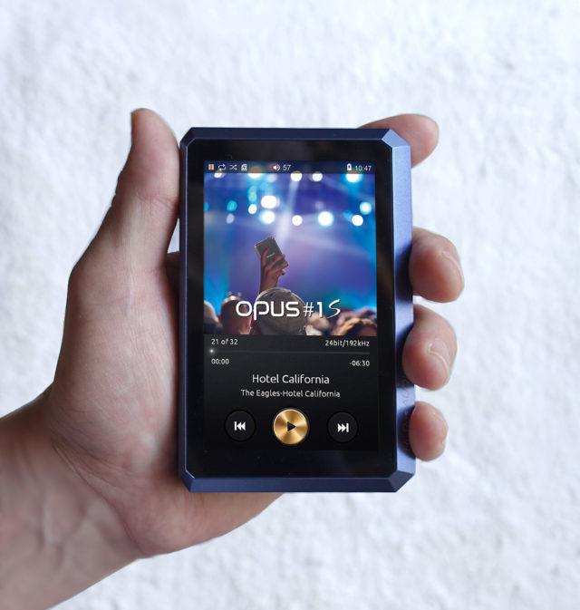 audio-opus OPUS#1S ラピスブルー
