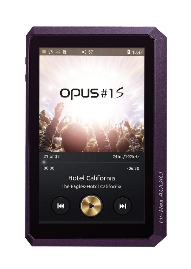 audio-opus OPUS#1S ミッドナイトパープル