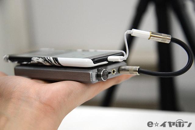FiiO E12A + iPhone7
