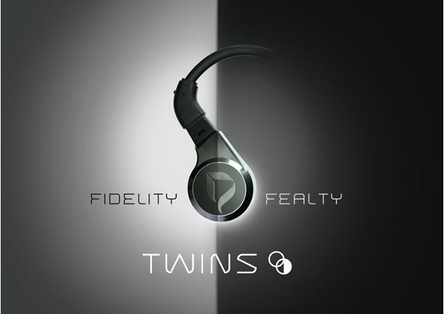 DITA、新世代へ。DITA Twins Fealty / Fidelity