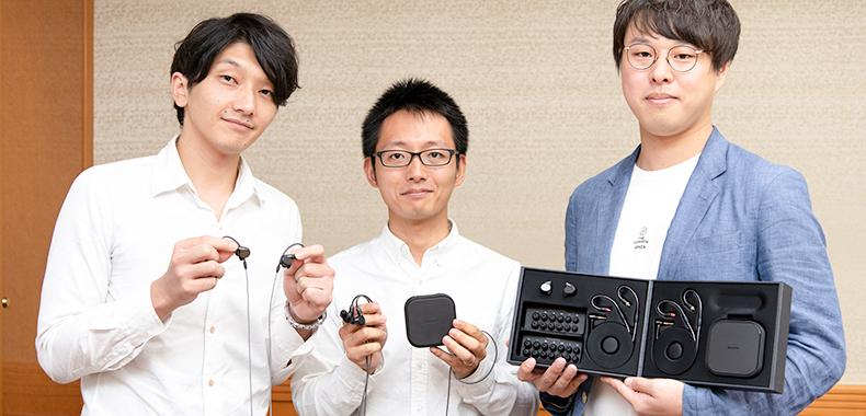 【SONY】ステージ用IEM『IER-M7 / IER-M9』開発者インタビュー!