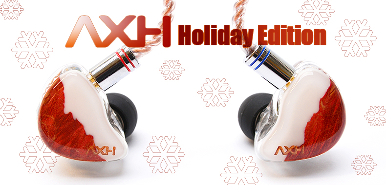 AAW AXH Holiday Editionが発売