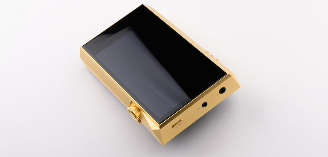 【限定品】IRIVER Astell&Kern A&ultima SP1000M Royal Gold 解禁!
