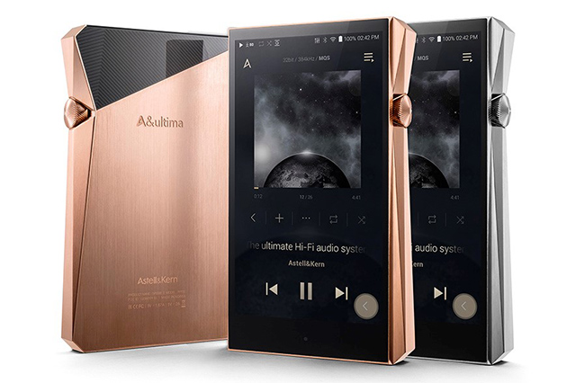 A&ultima SP2000 (Copper & Stainless Steel)