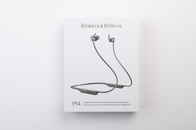 Bowers & Wilkins PI4 外箱