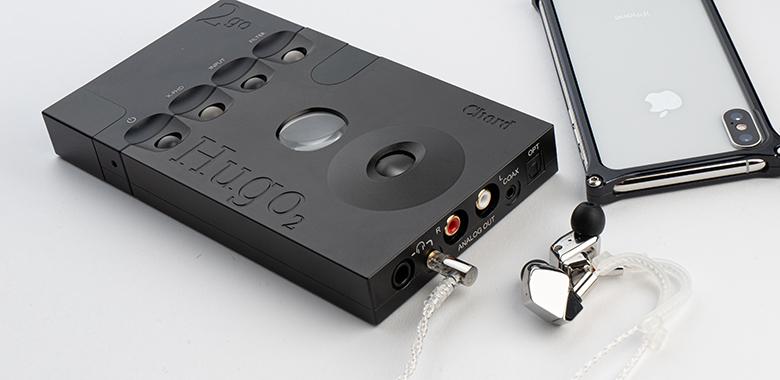 【使い方】CHORD 2go を使って Hogo2 をネットワークプレイヤー化させてみた!
