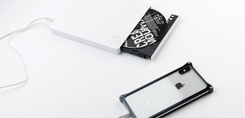 【やってみた】CDレコを使って、PCレスでスマートフォンにCDを取り込んでみた!