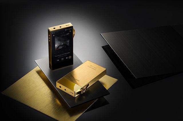 Astell&Kern SA700 Vegas Gold